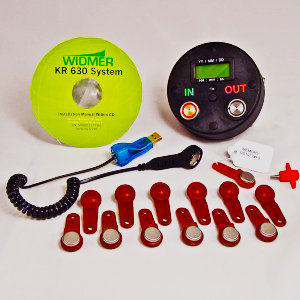 Time & Attendance – Widmer Time Recorder