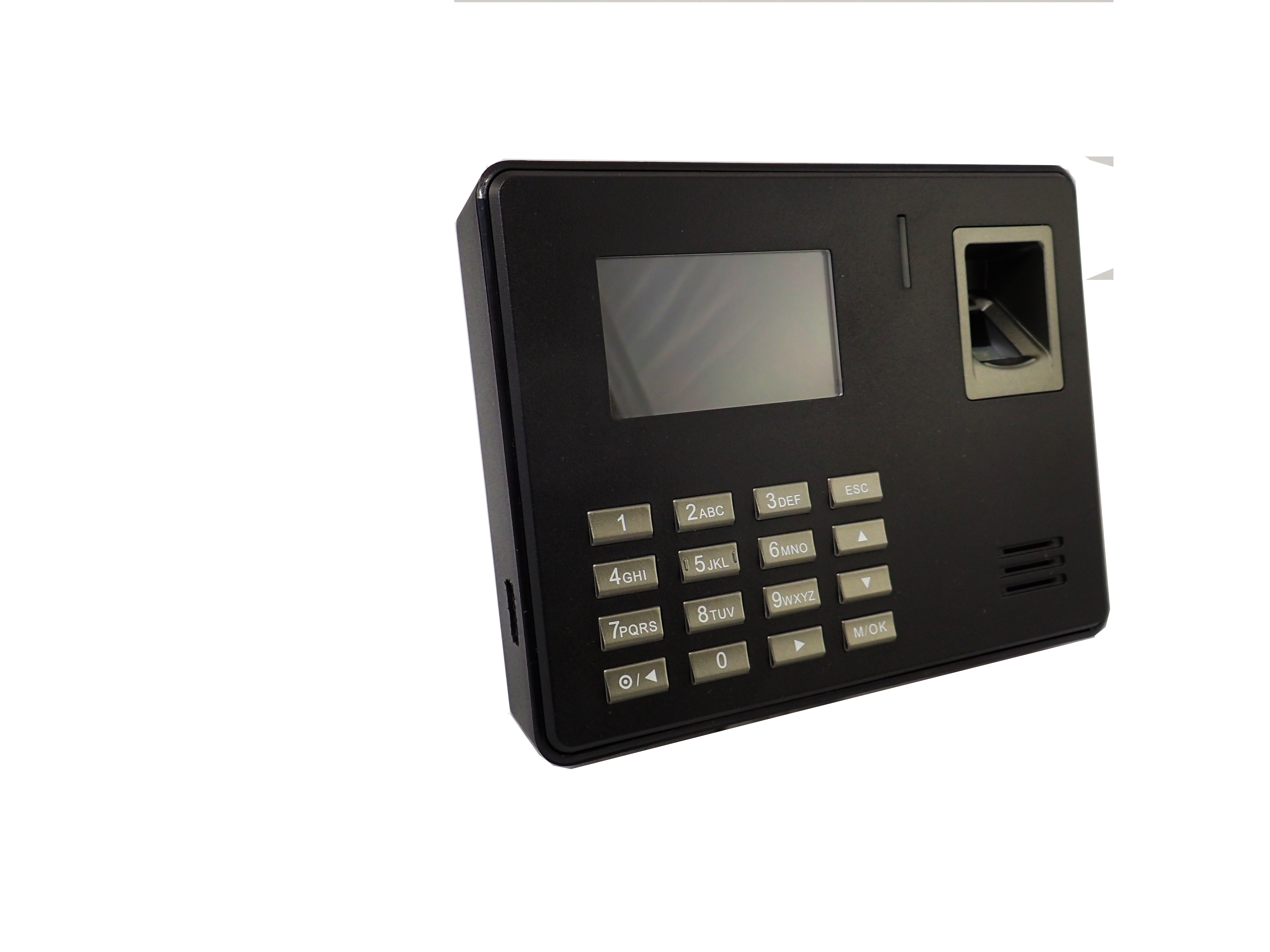 Model 640 TR (Touch Reader) Time & Attendance Recorder